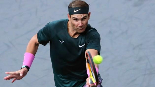Rafael Nadal (Bild: Associated Press)