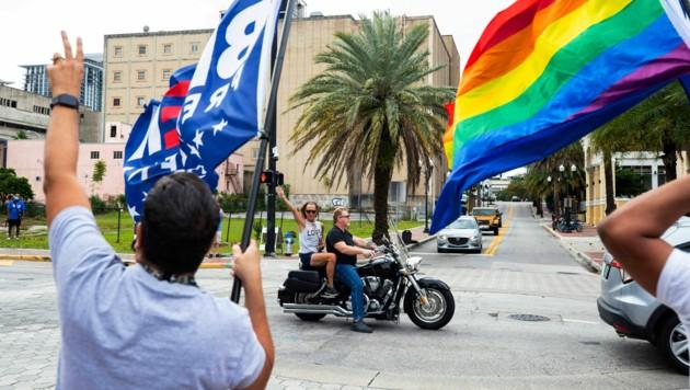 (Bild: AP/Orlando Sentinel)