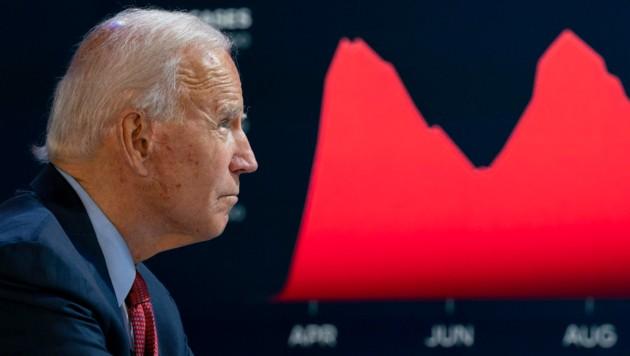 Der Demokrat Joe Biden setzt im Kampf gegen das Coronavirus auf einen Expertenrat. (Bild: Getty Images/Drew Angerer)
