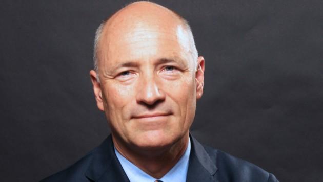 Martin Weiss, der österreichische Botschafter in den USA (Bild: APA/MAHMOUD-ASHRAF MAHMOUD/BMEIA)