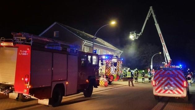 (Bild: Feuerwehr Lengerich)