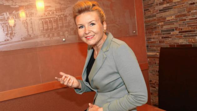 Sandra Wassermann (Bild: Uta Rojsek-Wiedergut)