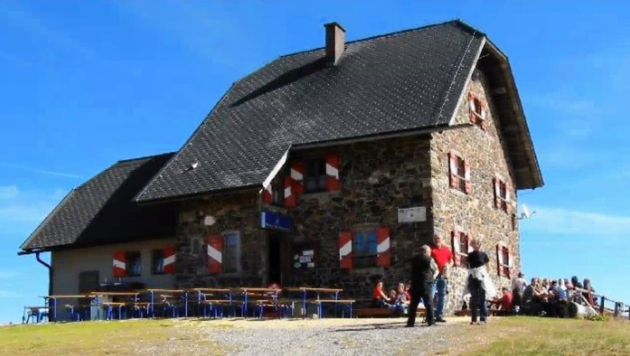 Die Wolfsberger Hütte ist ab Mai 2021 wieder zu pachten (Bild: AV Wolfsberg)