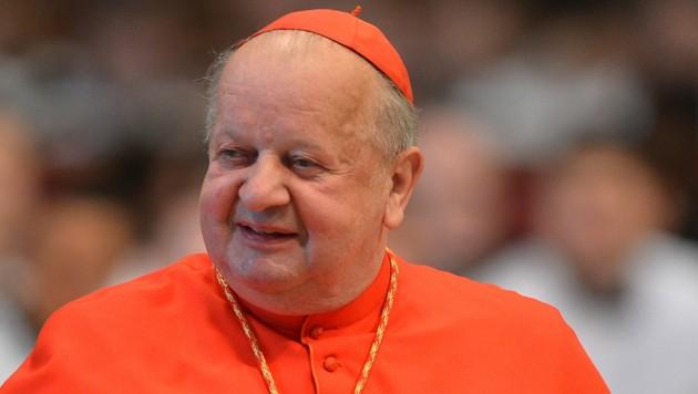Stanislaw Dziwisz (Bild: AFP )