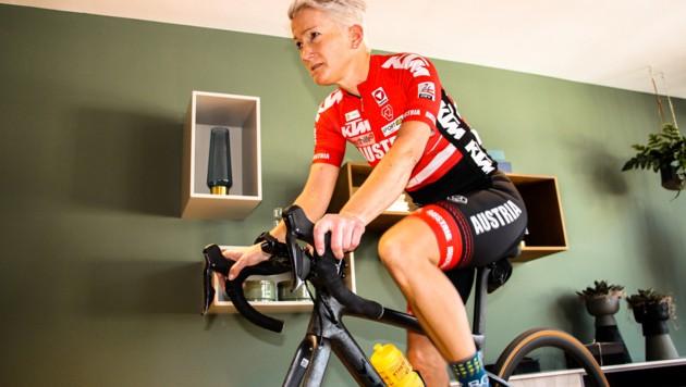 Österreichs Radprofis und die e-liga | eCycling League Austria sind ab November fit für die Heimtrainer (Bild: Peter Maurer/SportPR)
