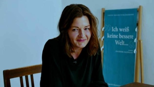 Laura Freudenthaler (Bild: ORF)