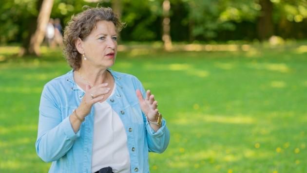 Auf Antrag von Landesrätin Ursula Lackner (SPÖ) wurden die neuen Schutzgebiete ausgewiesen. (Bild: Land Steiermark/Purgstaller)