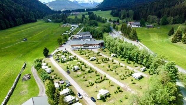 Auch Tirol Camp in Leutasch zählt zu den Top 100 der schönsten Campingplätze in Europa. (Bild: Liebl Daniel)
