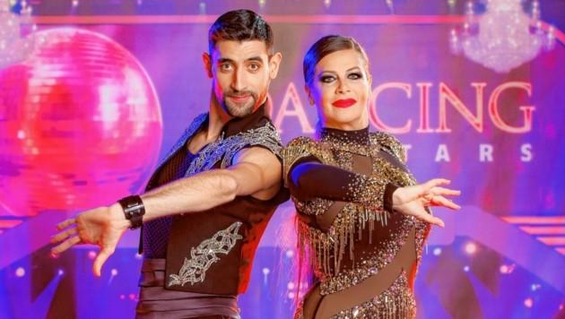Premiere heute für Dimitar Stefanin und Natalia Ushakova (Bild: ORF)