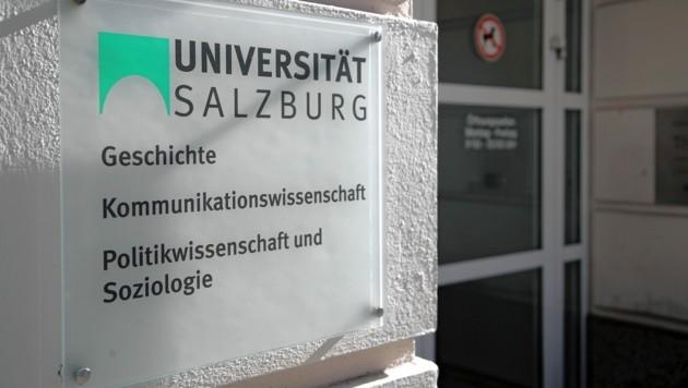 Schützenhilfe für Salzburgs Uni-Rektor (Bild: Andreas Tröster)