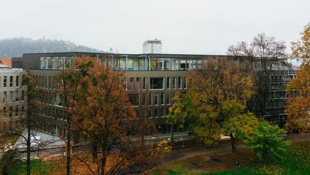 Das neue Infineon-Entwicklungszentrum in Graz bietet Platz für 290 zusätzliche Arbeitsplätze. (Bild: Infineon Austria)