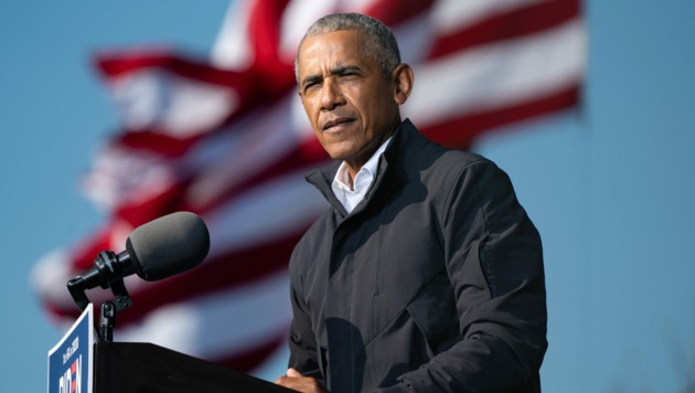Barack Obama (Bild: AFP/Elijah Nouvelage)