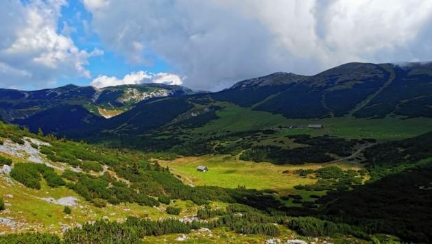 Das Mürzer Oberland bildet einen von sieben Naturparken. (Bild: Stephan Reisinger)
