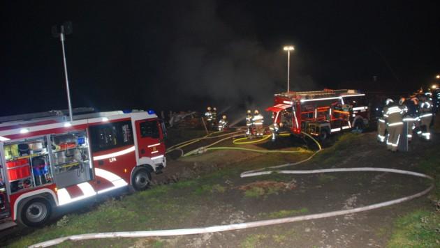 (Bild: Feuerwehr Bad Gastein)