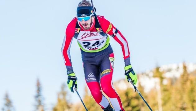 Sven Grossegger hatte keine Chance, sich für den Weltcup aufzudrängen. (Bild: EXPA/ Stefan Adelsberger)