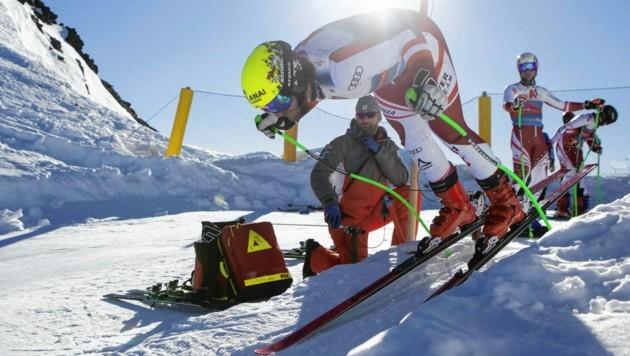 Daniel Danklmaier ist nach Verletzung am Weg retour (Bild: GEPA pictures)