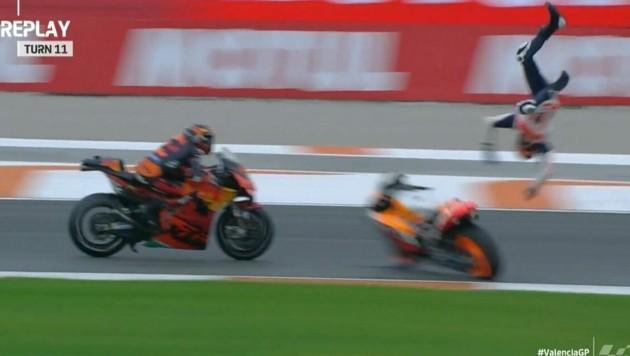(Bild: Screenshot von MotoGP.com)