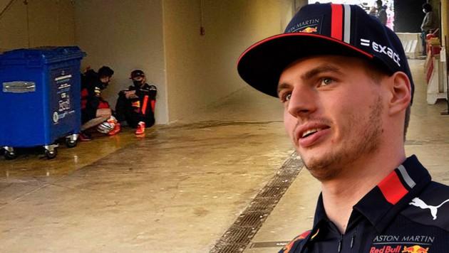 (Bild: ANDREJ ISAKOVIC/AFP; Facebook.com/Formula1, Krone KREATIV)