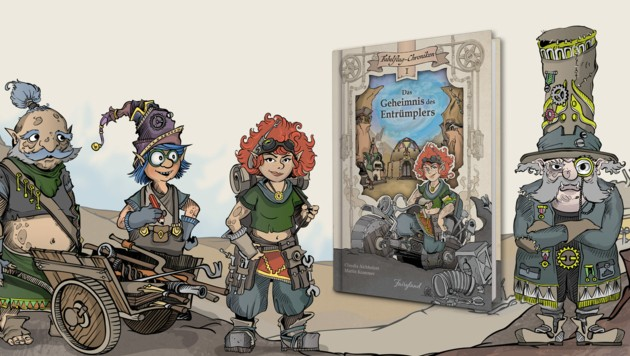 (Bild: Fairyland Verlag)