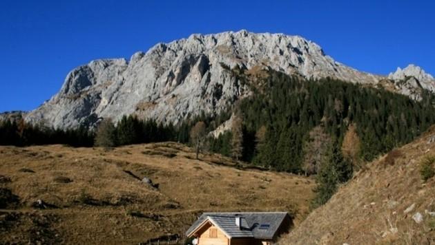 Der Reißkofel (Bild: Alpenverein)