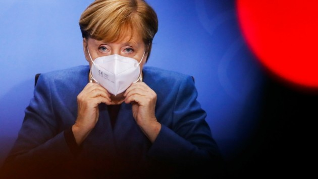 Angela Merkel (Bild: AFP)