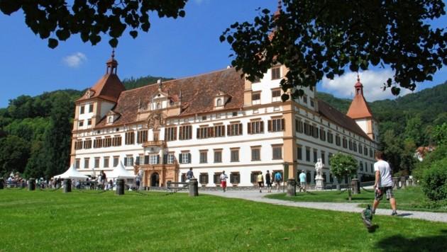 Schloss Eggenberg in Graz (Bild: Jürgen Radspieler)