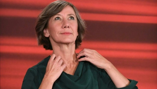 Birgit Hebein (Grüne) (Bild: APA/HELMUT FOHRINGER)