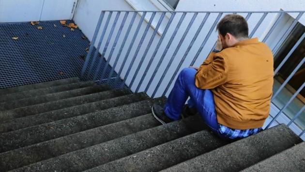 Depressionen, Angst- und Schlafstörungen nehmen durch den zweiten Lockdown wieder zu, warnen die Expertinnen. (Bild: Christof Birbaumer / Kronenzeitung)