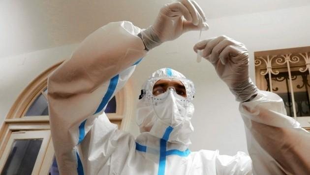 Die Zahl der Neuinfektionen in der Steiermark ist wieder stark angestiegen. (Bild: Christian Jauschowetz)