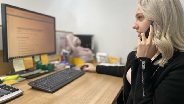 Die Gemeinden wie Hallein helfen beim Contact-Tracing mit (Bild: Stadtgemeinde Hallein)