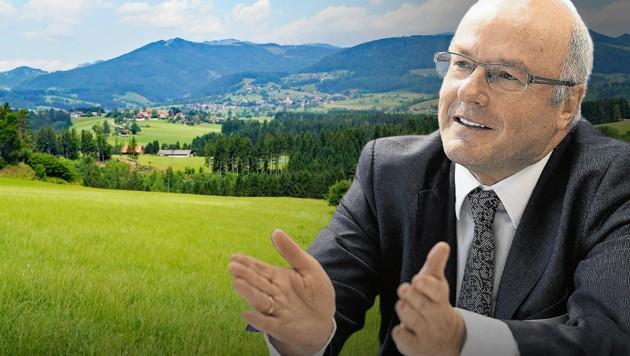 (Bild: Ernst Pieber, Dietmar Stiplovsek, Krone KREATIV)