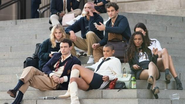 """Die Dreharbeiten zur Neuauflage von """"Gossip Girl"""" haben kürzlich gestartet."""