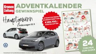 (Bild: Kronen Zeitung, VW, Symbolfotos)