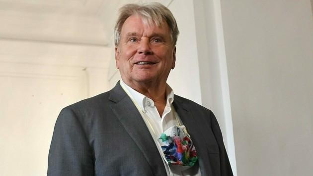 Unternehmer Hans Peter Haselsteiner (Bild: APA/Helmut Fohringer)