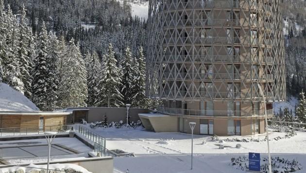 Die Apartments im Edelweiss am Katschberg (Bild: ROLAND HOLITZKY)