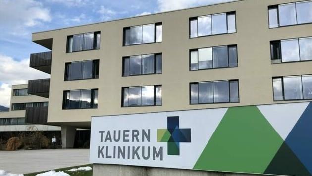 Im Tauernklinikum werden drastische Sparmaßnahmen gesetzt. (Bild: Gudrun Dürnberger)