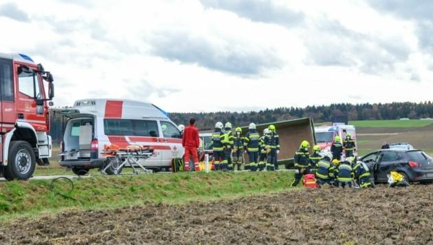 (Bild: Feuerwehr Mooskirchen)