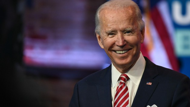 Mehr als zwei Wochen nach der US-Präsidentenwahl hat der Bundesstaat Georgia den Sieg von Joe Biden bestätigt. (Bild: AFP )