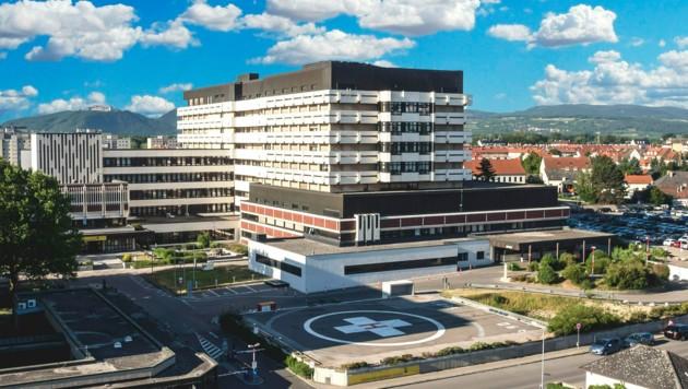 Das Universitätsklinikum in Krems an der Donau (Bild: Universitätsklinikum Krems)