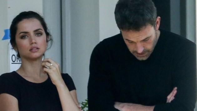 Ben Affleck und Ana de Anas wollten sogar heiraten. (Bild: www.PPS.at)
