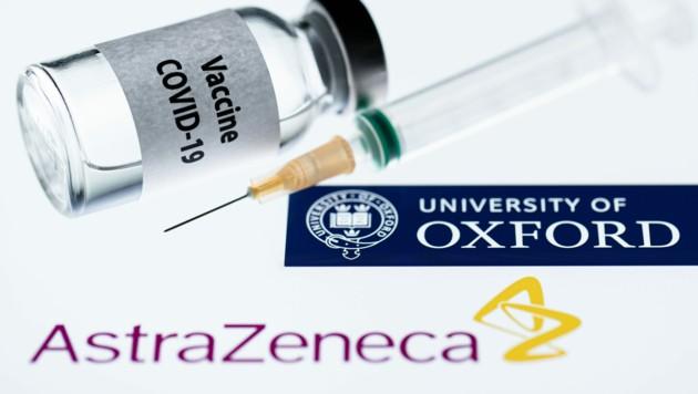 AstraZeneca arbeitete bei der Entwicklung des Vakzins mit der University of Oxford zusammen. (Bild: AFP)