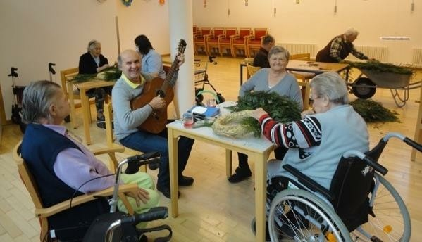 Miteinander musizieren und singen: In diesen harten Zeiten besonders wichtig! (Bild: Radinger Martin)