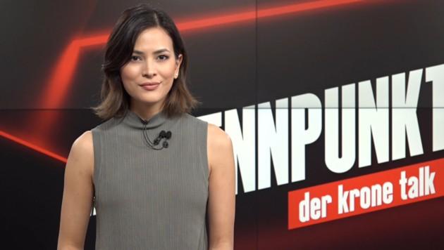 Katia Wagner (Bild: krone.tv)