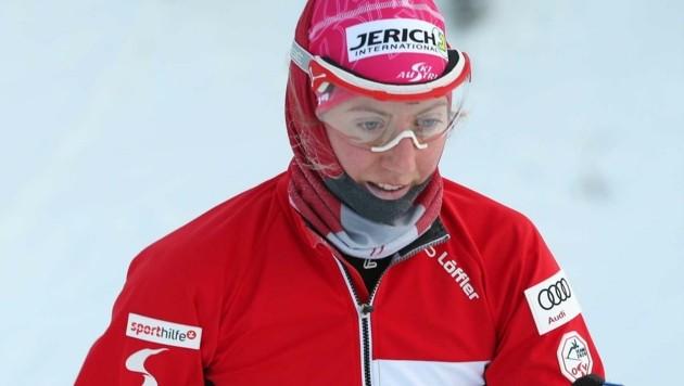 In Ruka: Langlauf-Ass Teresa Stadlober ist schon seit Sonntag am Weltcup-Auftaktort. (Bild: GEPA pictures/ Thomas Bachun)