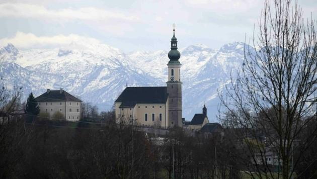 In der Brandboxx in Bergheim fand die Messe statt (Bild: ANDREAS TROESTER)