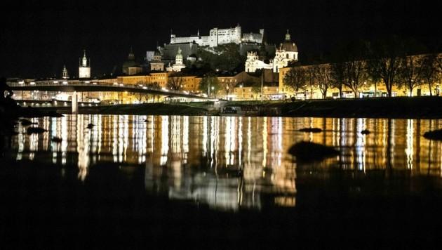 Symbolbild Salzburg. (Bild: ANDREAS TROESTER)