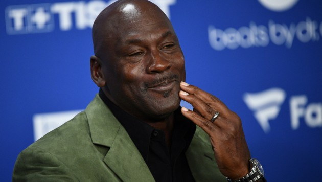 Michael Jordan (Bild: AFP )