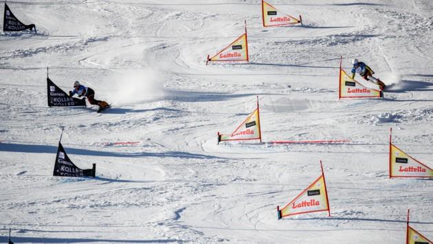 Am Dienstag startet der Snowboard-Weltcup in Bad Gastein. (Bild: GEPA )