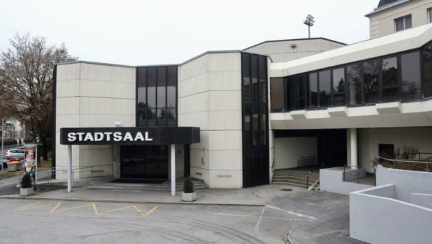 Bald Teststation: Stadtsaal Steyr