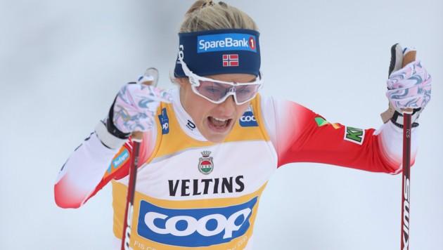 Therese Johaug (Bild: GEPA)